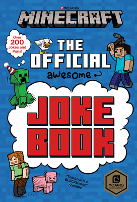 Minecraft: The Official Joke Book (Minecraft) Cover Image