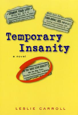 Temporary Insanity Cover