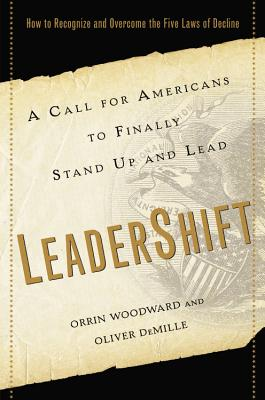 Leadershift Cover