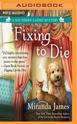 Fixing to Die (Southern Ladies #4) Cover Image