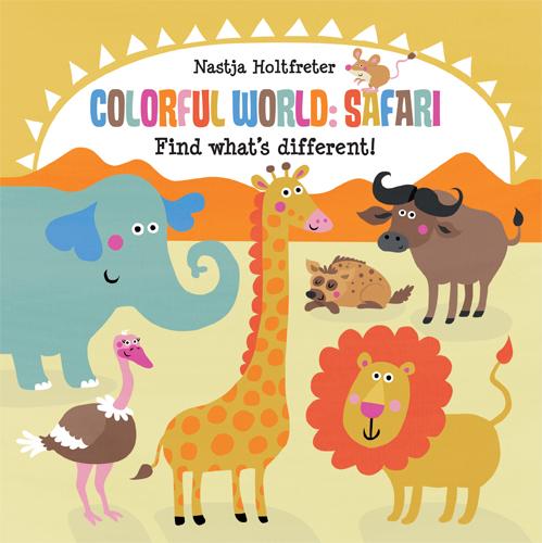 Colorful World: Safari Cover Image