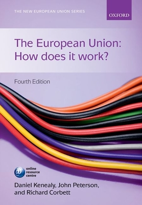 The European Union: How Does It Work? (New European Union) Cover Image
