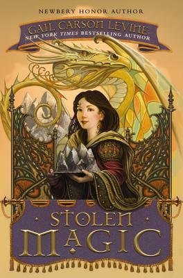 Stolen Magic Cover Image