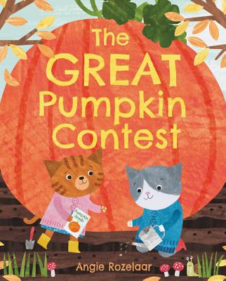 The Great Pumpkin Contest Cover Image