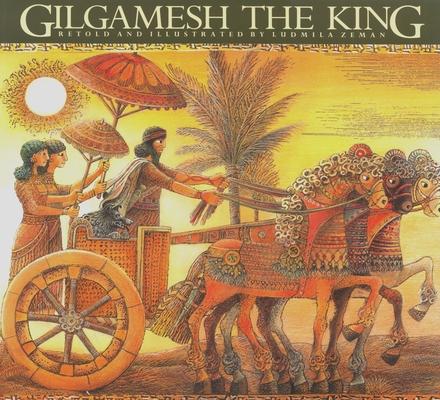 Gilgamesh the King (The Gilgamesh Trilogy) Cover Image