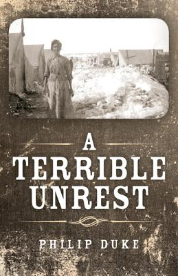 Cover for A Terrible Unrest