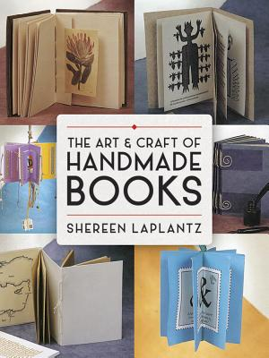 The Art and Craft of Handmade Books Cover Image