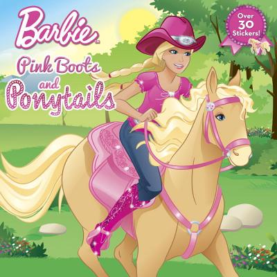 Pink Boots and Ponytails Cover
