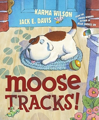 Moose Tracks! Cover