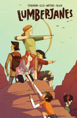 Lumberjanes Vol. 2: Friendship To The Max Cover Image