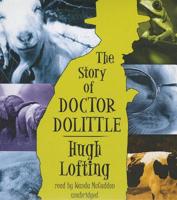 The Story of Doctor Dolittle Cover Image
