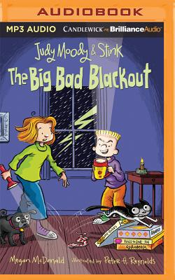 Judy Moody & Stink: The Big Bad Blackout Cover Image