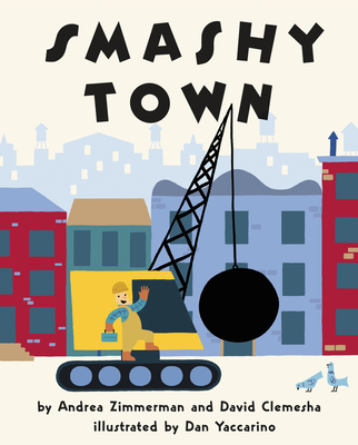 Smashy Town Cover Image