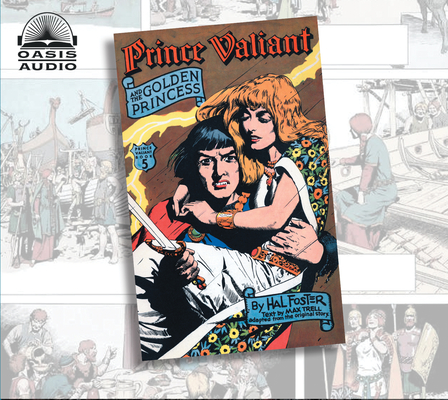 Prince Valiant and the Golden Princess Cover Image
