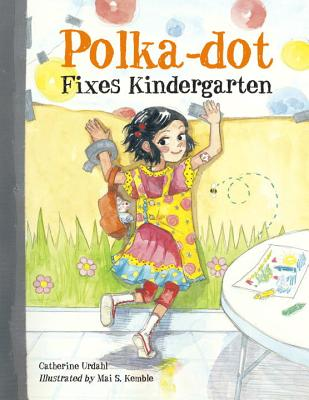 Polka-Dot Fixes Kindergarten Cover