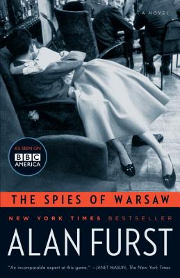 The Spies of Warsaw Cover Image