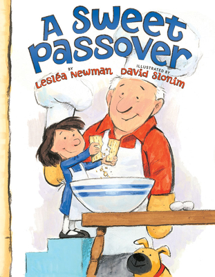 A Sweet Passover Cover