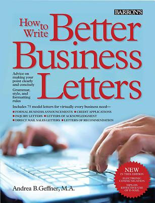 How to Write Better Business Letters Cover Image