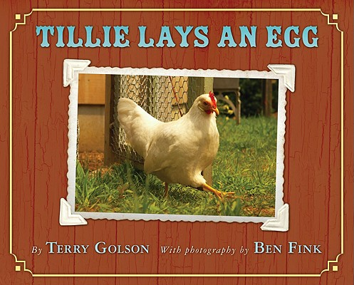 Tillie Lays an Egg Cover