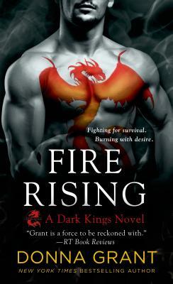 Fire Rising A Dragon Romance Dark Kings 2