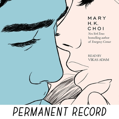Permanent Record Cover Image
