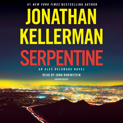 Serpentine: An Alex Delaware Novel Cover Image
