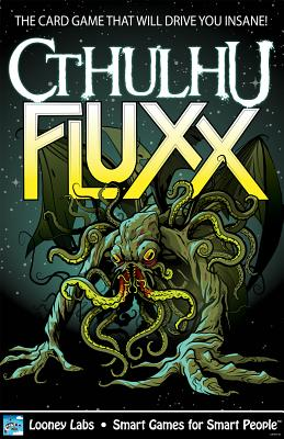 Fluxx Cthulhu Fluxx Single Deck Cover Image