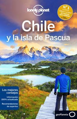 Lonely Planet Chile y la isla de Pascua Cover Image