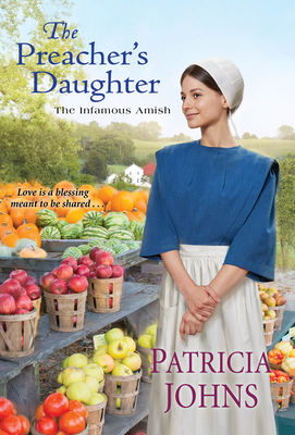 The Preacher's Daughter (The Infamous Amish #2) Cover Image