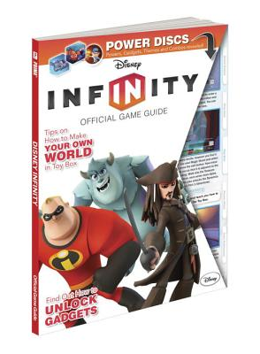 Disney Infinity Official Game Guide Cover Image