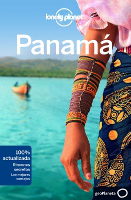 Lonely Planet Panama Cover Image