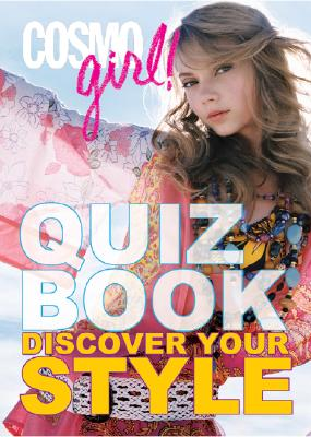CosmoGIRL! Quiz Book: Discover Your Style Cover Image