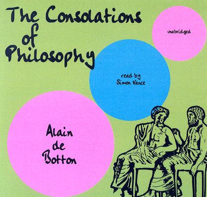 The Consolations of Philosophy Cover Image