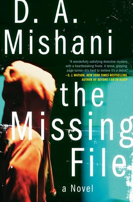 The Missing File the Missing File Cover