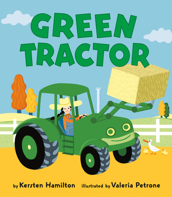Green Tractor Cover Image