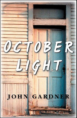 October Light Cover Image