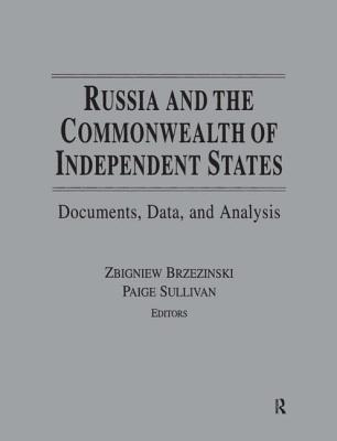 Cover for Russia and the Commonwealth of Independent States