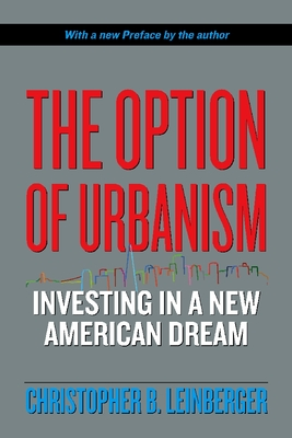 The Option of Urbanism Cover