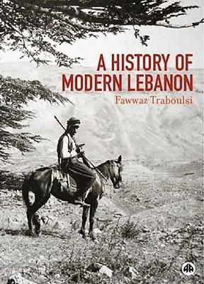 A History of Modern Lebanon Cover Image
