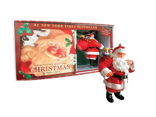 Night Before Christmas Keepsake Gift Set [With Ornament] Cover