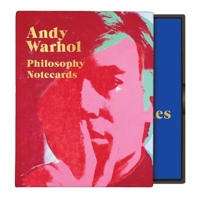 Andy Warhol Philosophy Greeting Assortment Notecards Cover Image