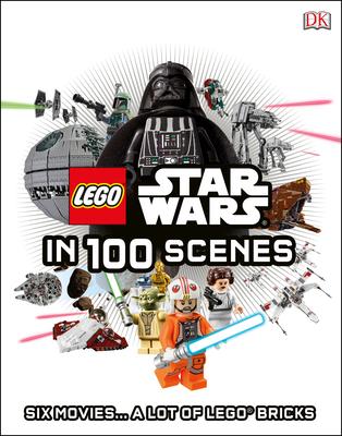 Lego Star Wars in 100 Scenes Cover Image