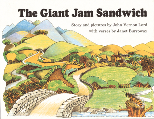 The Giant Jam Sandwich Cover Image