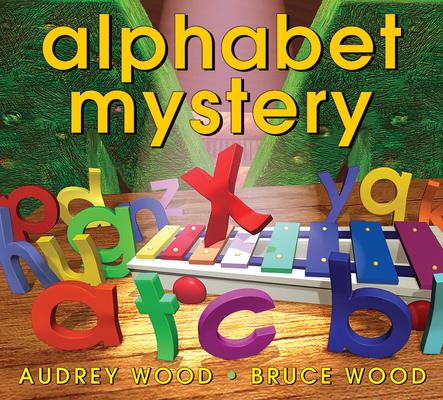 Alphabet Mystery Cover