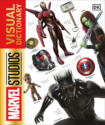 Marvel Studios Visual Dictionary Cover Image
