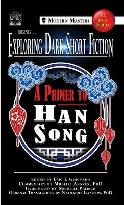 Cover for Exploring Dark Short Fiction #5