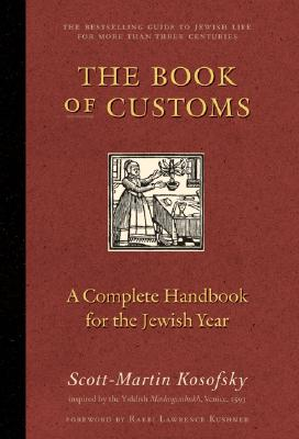 The Book of Customs Cover