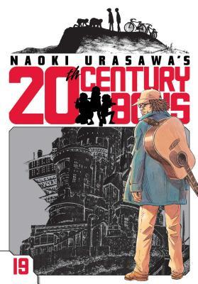 Naoki Urasawa's 20th Century Boys, Volume 19 Cover