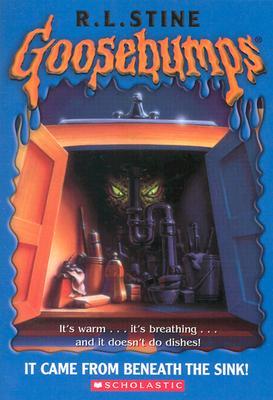 Cover for Goosebumps #30