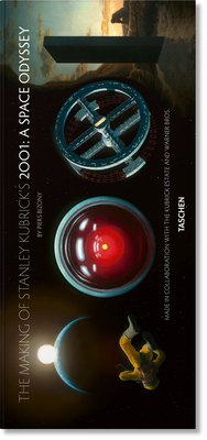 The Making of Stanley Kubrick's '2001: A Space Odyssey' Cover Image